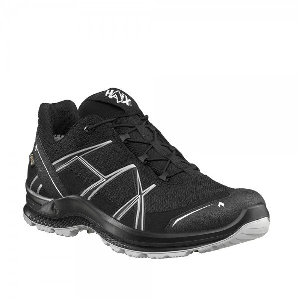 Haix BLACK EAGLE Adventure 2.2 GTX low black-silver